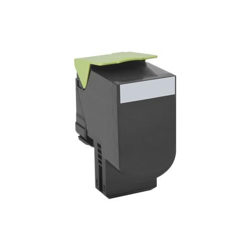 Lexmark Unison 802K Toner Cartridge - Black