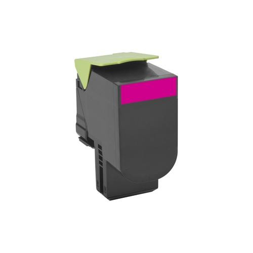 Lexmark Unison 802M Toner Cartridge - Magenta