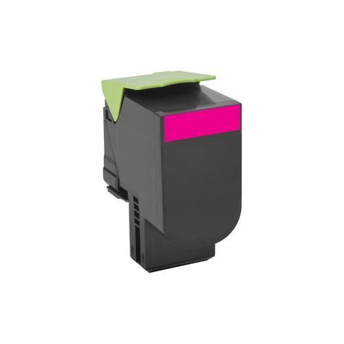Lexmark Unison 802XM Toner Cartridge - Magenta