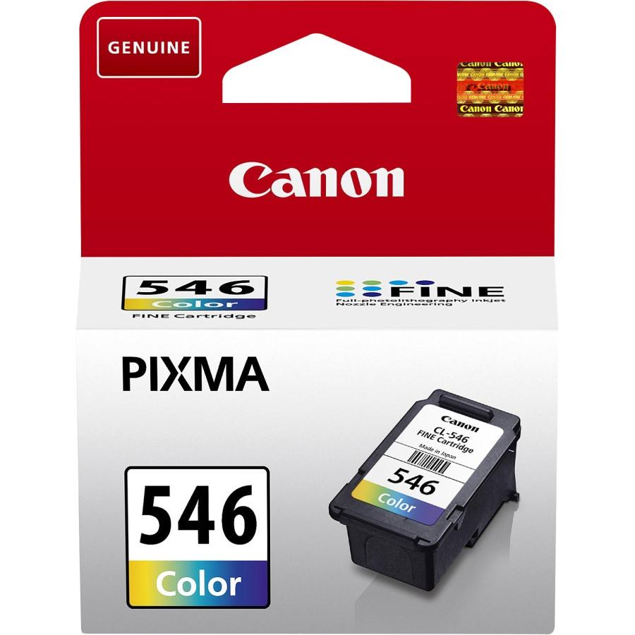 Canon CL-546 Ink Cartridge - Cyan, Magenta, Yellow