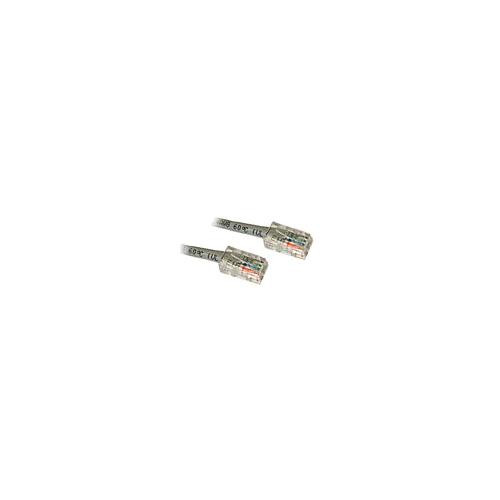 C2G 83001 1m Cat5E 350 MHz Non-Booted Patch Cable - Grey