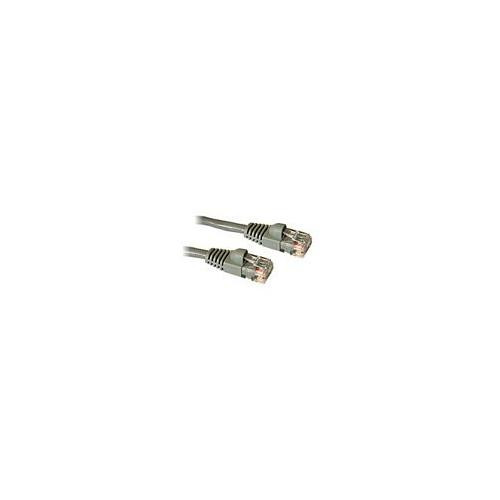 C2G 83145 5m Cat5E 350 MHz Snagless Patch Cable - Grey