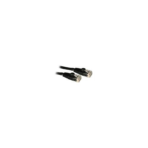 C2G 83189 20m Cat5E 350 MHz Snagless Patch Cable - Black