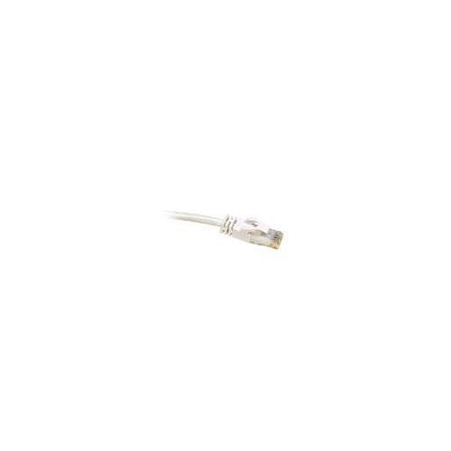C2G 83486 1m Cat6 550 MHz Snagless Patch Cable - White