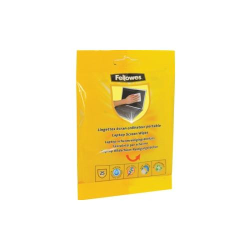 Fellowes 9967404 Cleaning Wipe for Display Screen