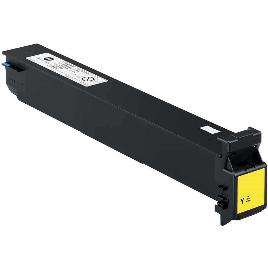 Konica Minolta A0D7253 Toner Cartridge - Yellow
