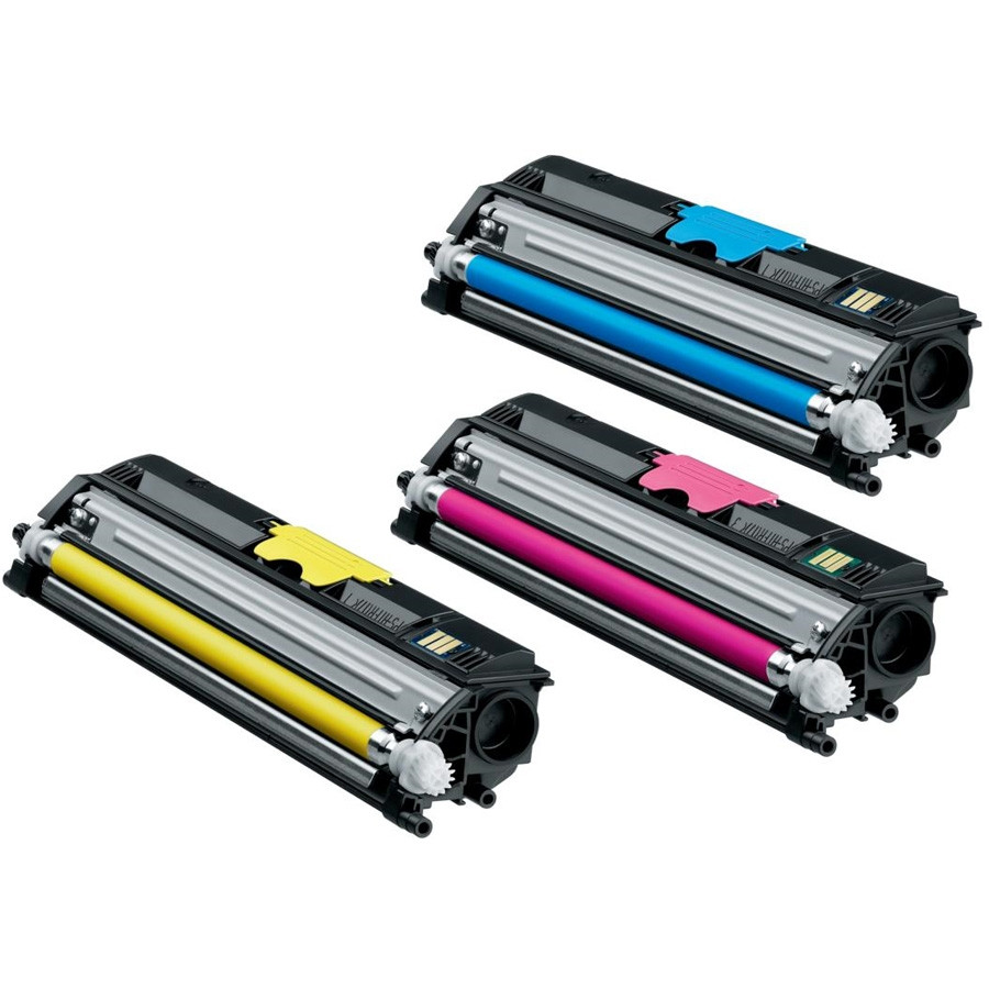 Konica Minolta A0V30NH Toner Cartridge - Cyan, Magenta, Yellow