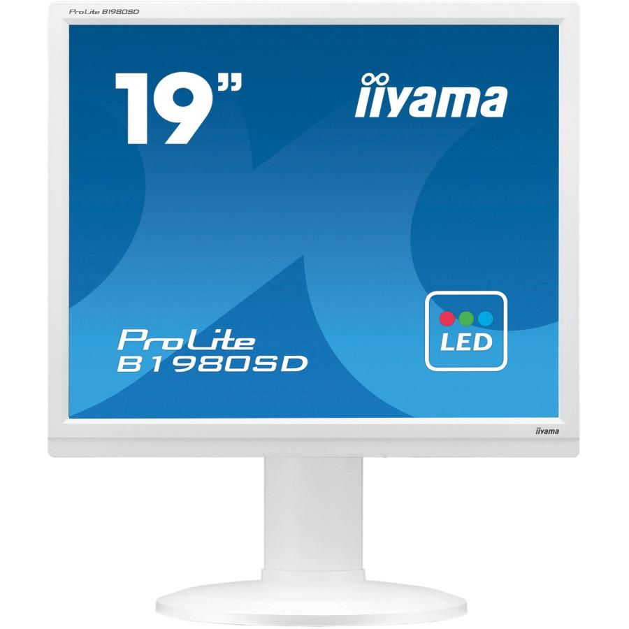 "iiyama ProLite B1980SD 48.3 cm (19"") LED Monitor - 5:4 - 5 ms"