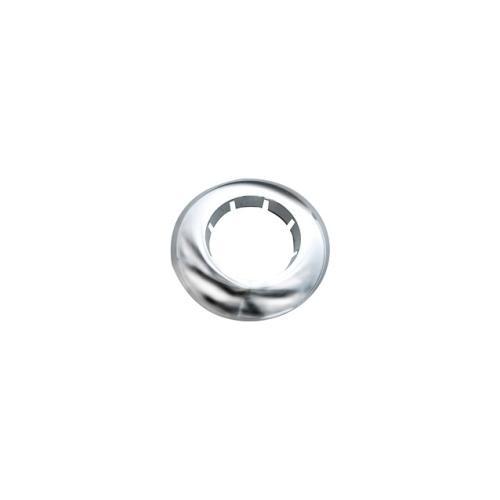 B-Tech BT7055 50mm Diameter System 2 Escutcheon Ring - White