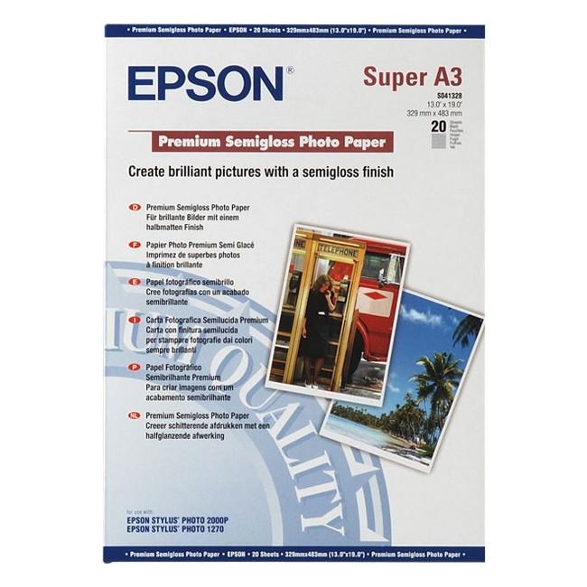 Epson Premium C13S041328 Photo Paper