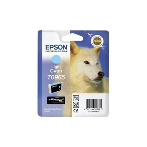 Epson UltraChrome K3 T0965 Ink Cartridge - Light Cyan