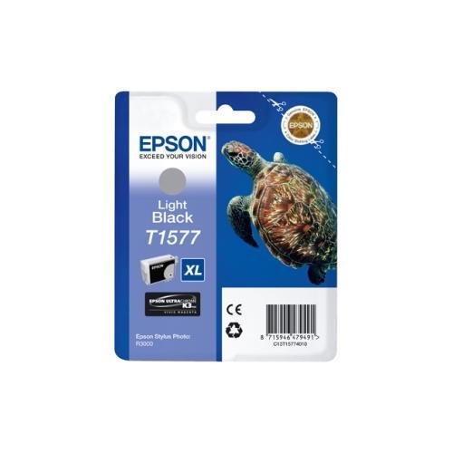 Epson UltraChrome K3 T1577 Ink Cartridge - Grey