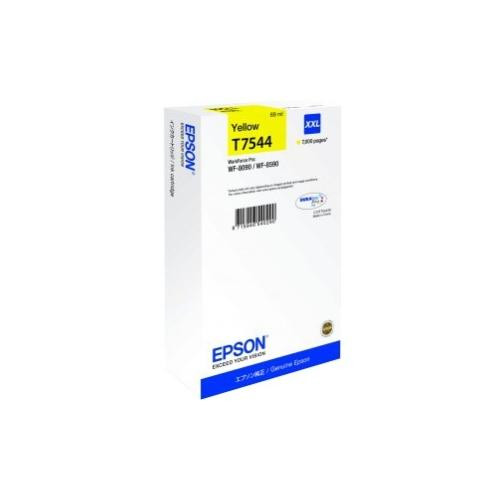 Epson DURABrite T7544 Ink Cartridge - Yellow