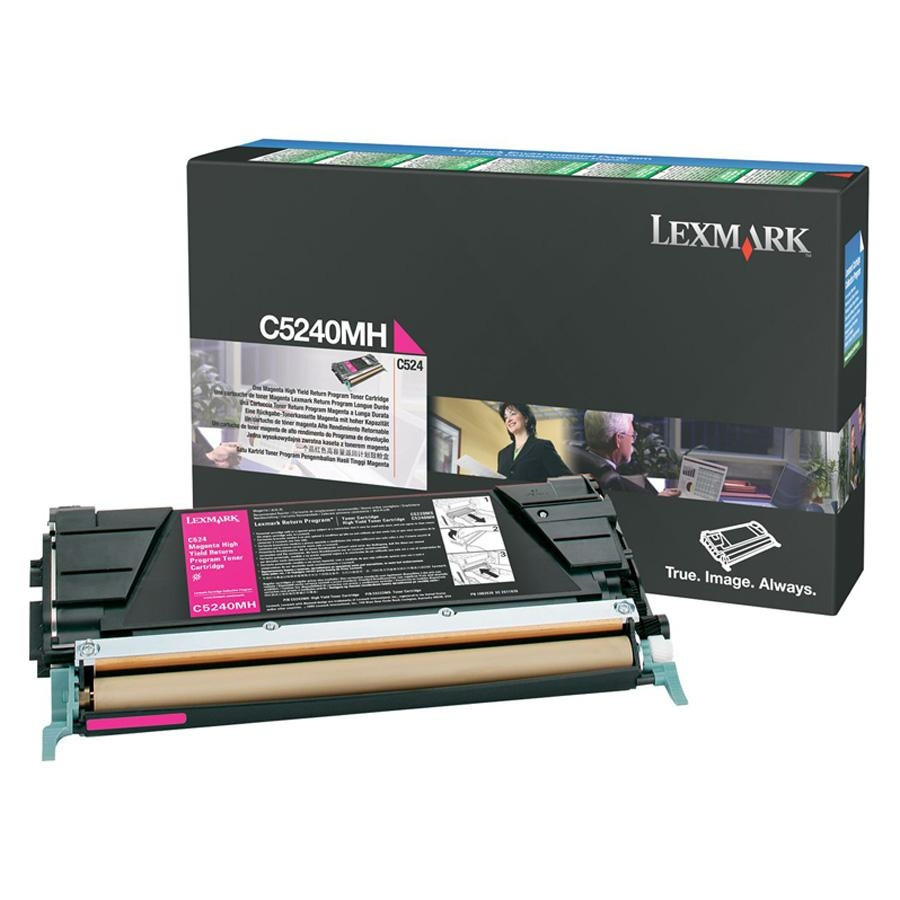Lexmark Toner Cartridge - Magenta