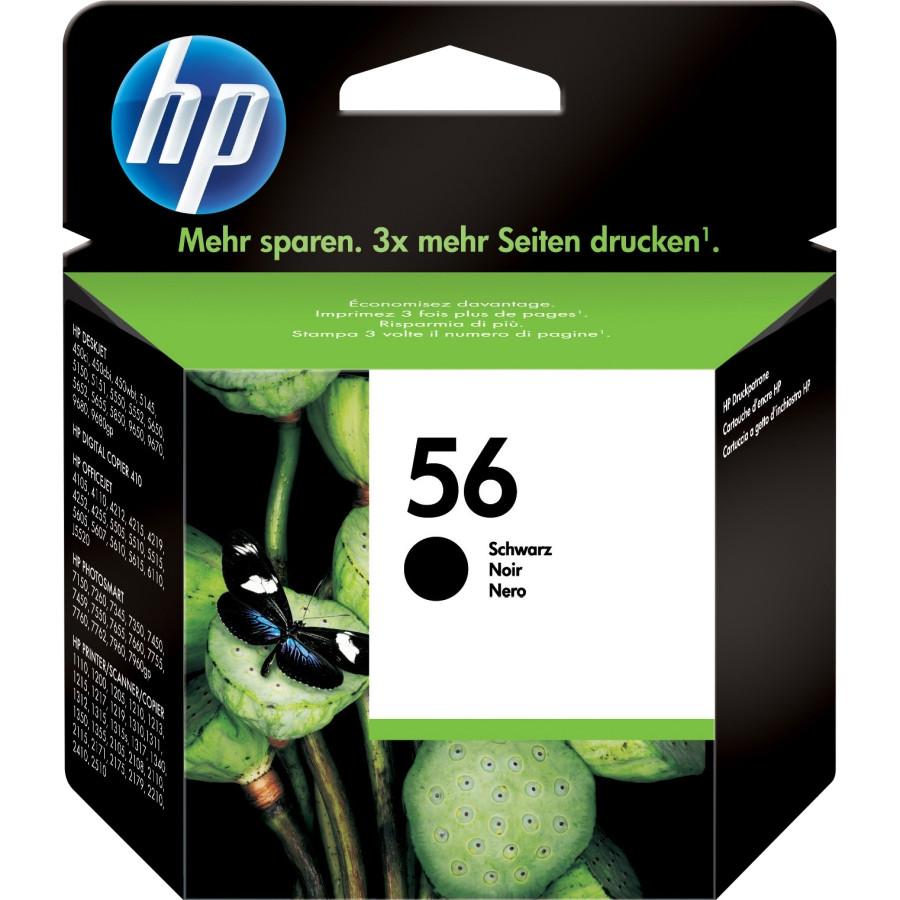 HP 56 Ink Cartridge - Black