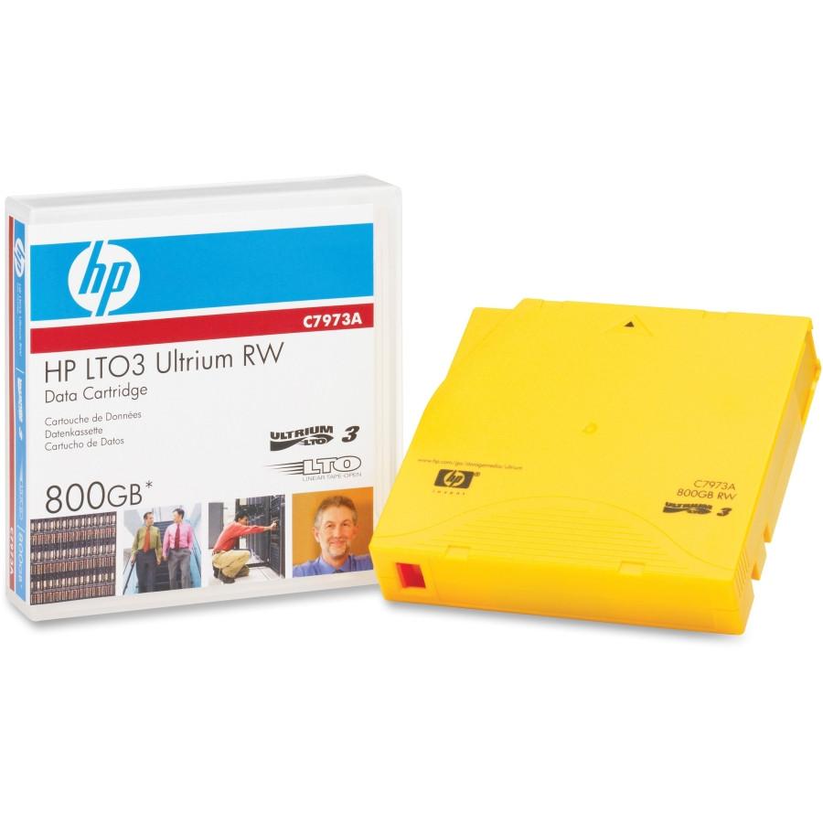 HP Data Cartridge LTO-3 - 1 Pack