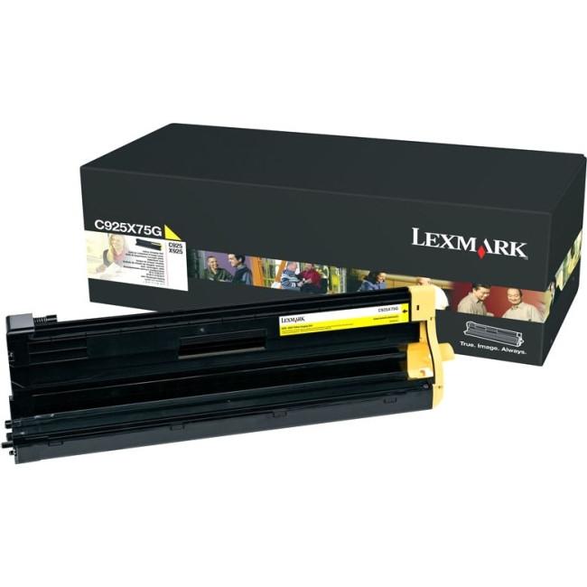 Lexmark C925X75G Laser Imaging Drum for Printer - Yellow