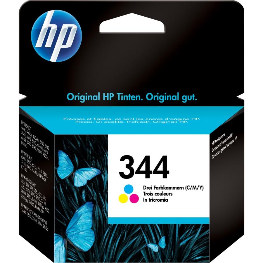HP 344 Ink Cartridge - Colour