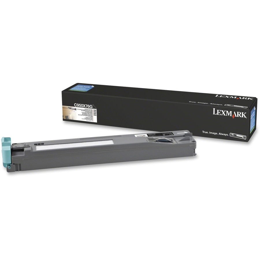 Lexmark C950X76G Waste Toner Bottle - Colour - Laser