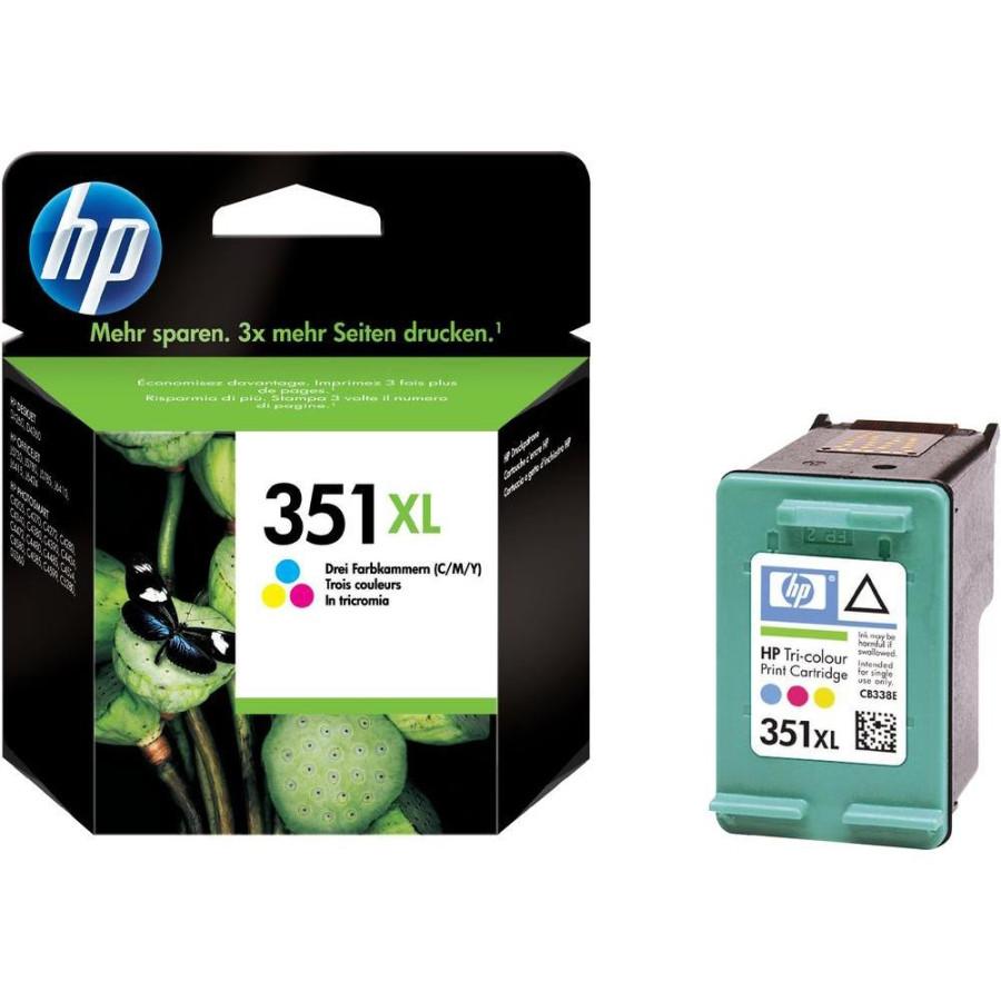 HP 351XL Ink Cartridge - Colour