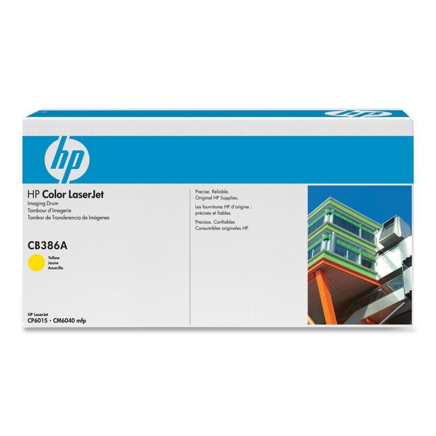 HP Laser Imaging Drum for Printer - Yellow