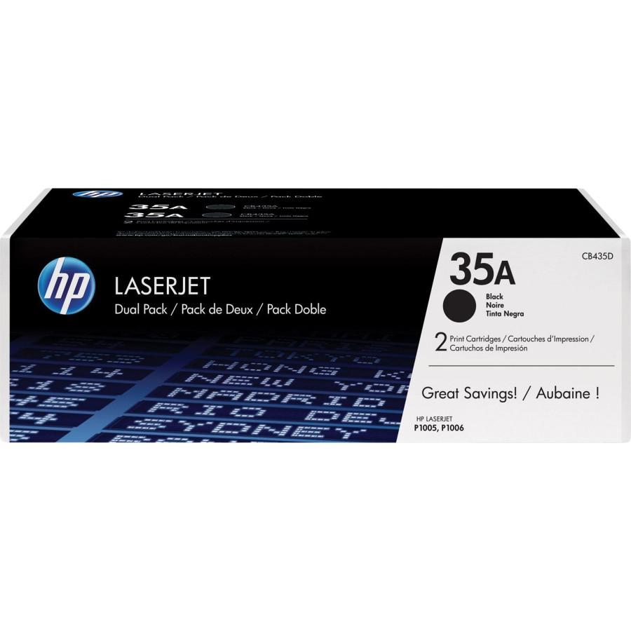 HP 35A Toner Cartridge - Black