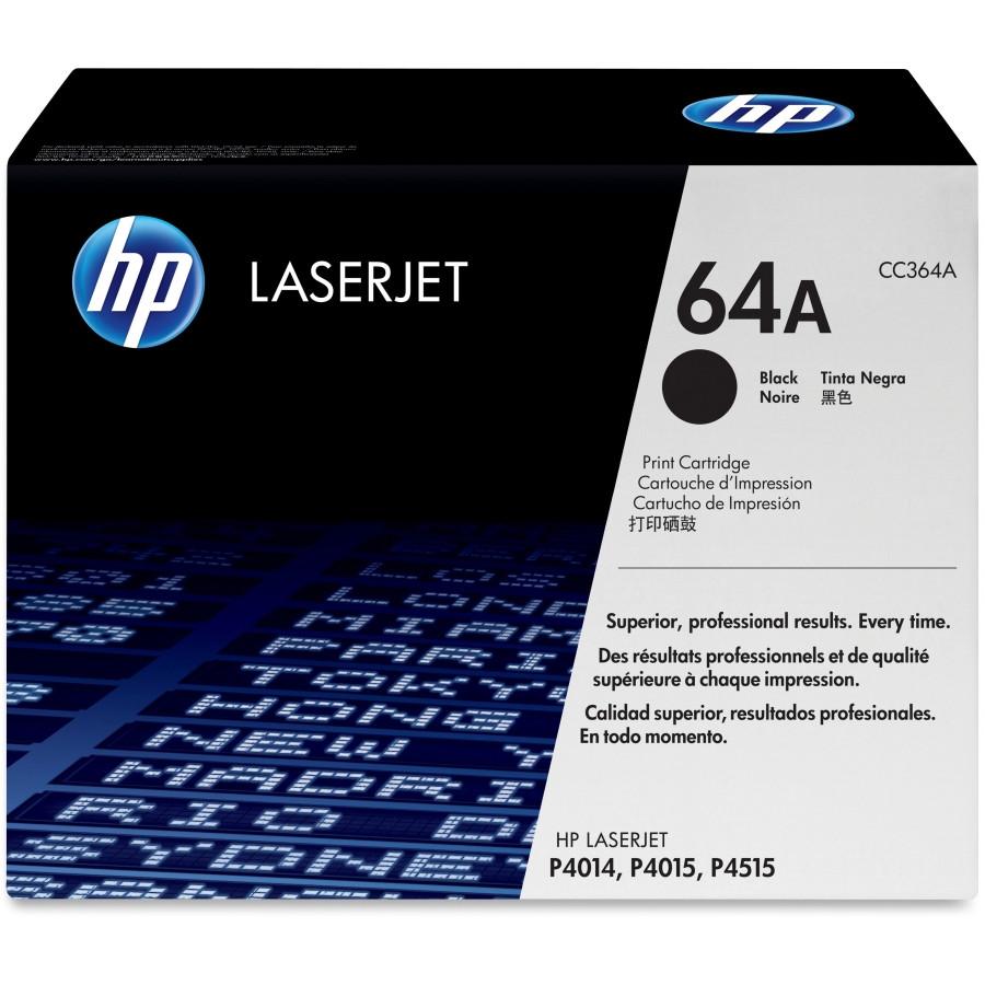 HP 64A Toner Cartridge - Black