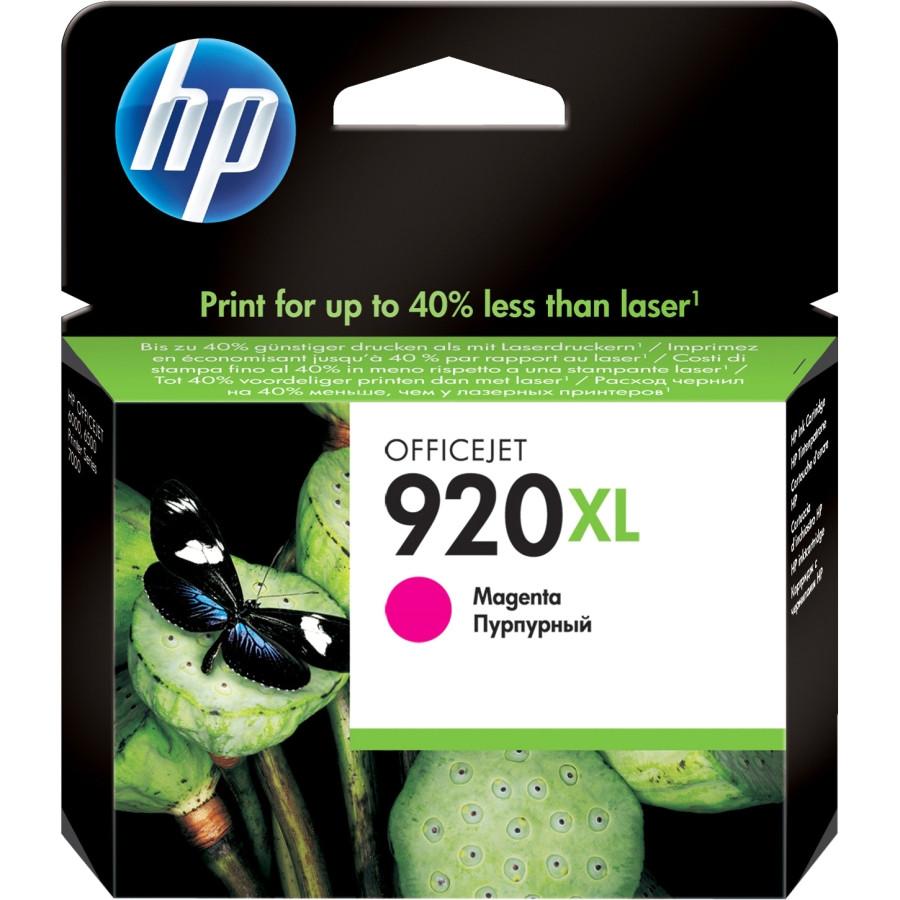 HP 920 XL Ink Cartridge - Magenta