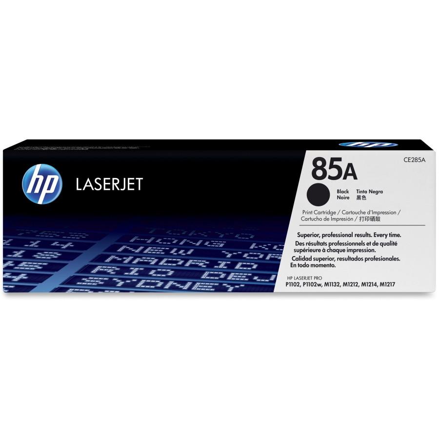 HP 85A Toner Cartridge - Black