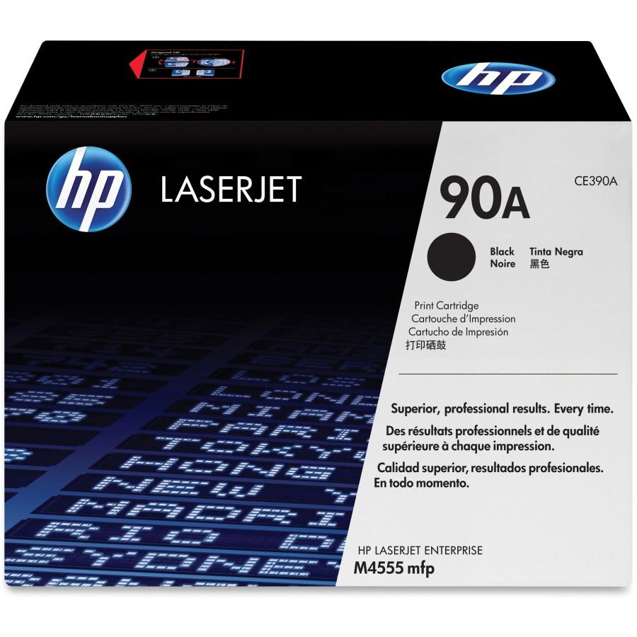 HP 90A Toner Cartridge - Black