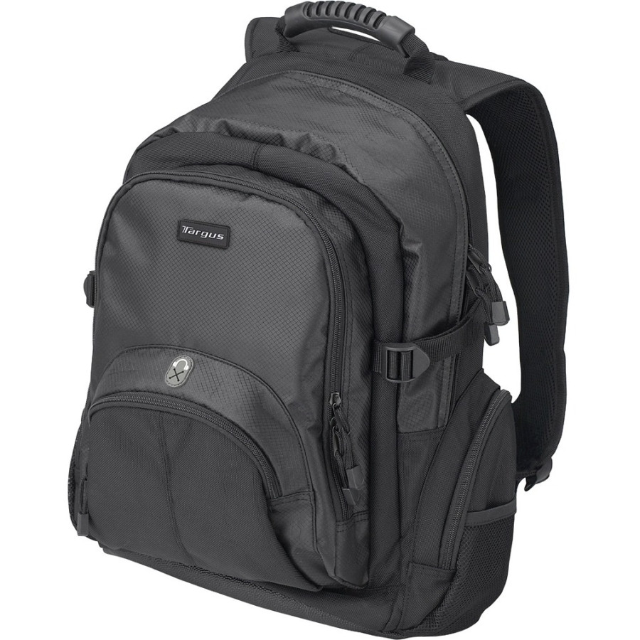 """Targus Classic CN600 Carrying Case (Backpack) for 40.6 cm (16"""") Notebook - Black"""