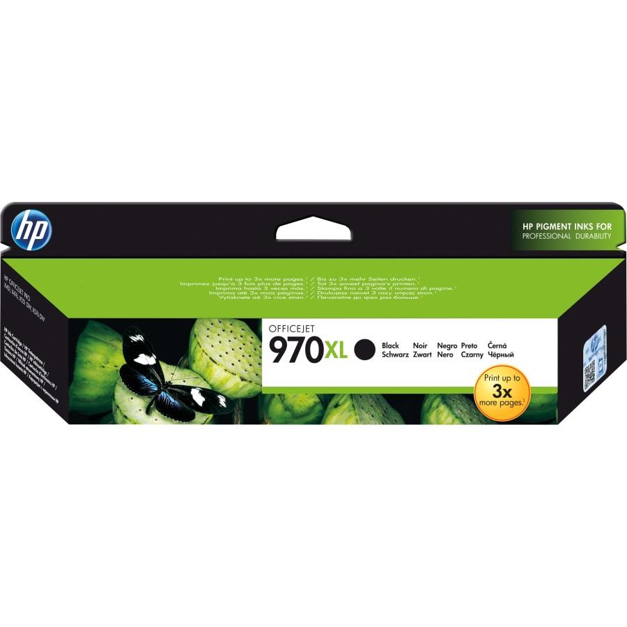 HP 970XL Ink Cartridge - Black