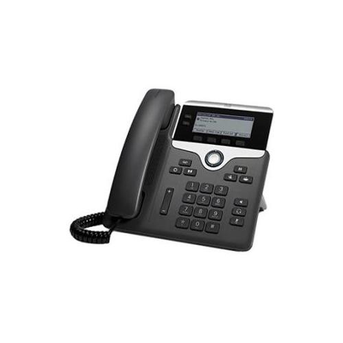 Cisco 7821 IP Phone - Cable - Wall Mountable