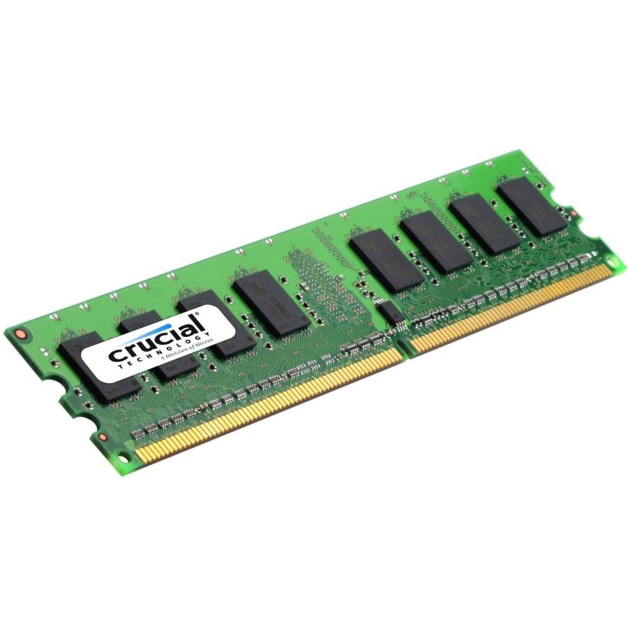 Crucial CT51264BD160B RAM Module - 4 GB - DDR3 SDRAM