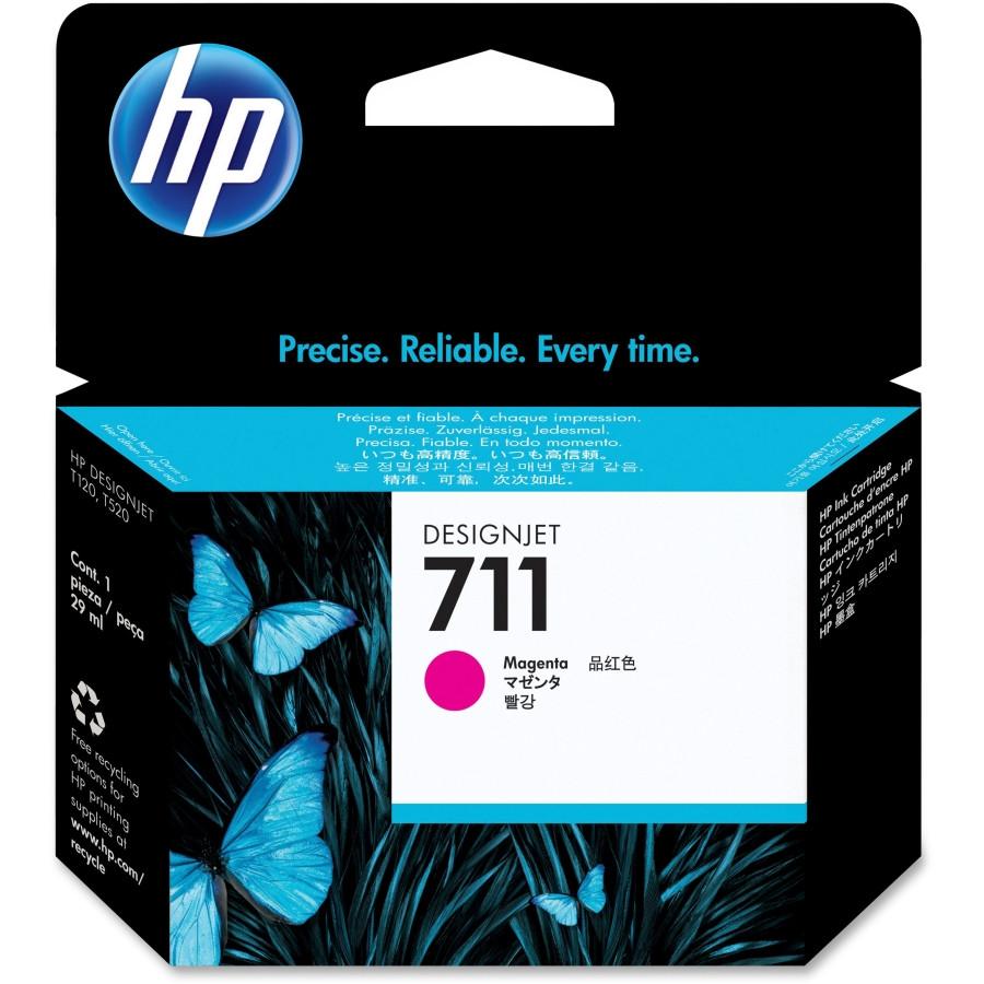 HP 711 Ink Cartridge - Magenta