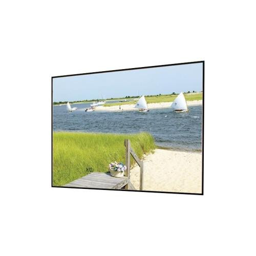 "Draper Clarion DR252018 Fixed Frame Projection Screen - 337.8 cm (133"") - 16:9 - Wall Mount"