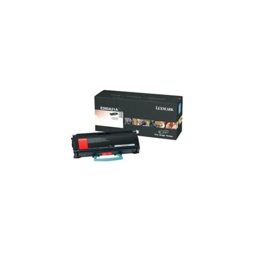 Lexmark Toner Cartridge - Refurbished - Black