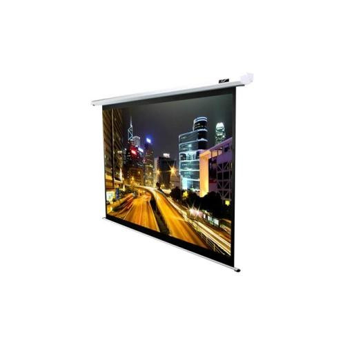 """Elite Screens Spectrum ELECTRIC100V Electric Projection Screen - 254 cm (100"""") - 4:3 - Wall Mount, Ceiling Mount"""