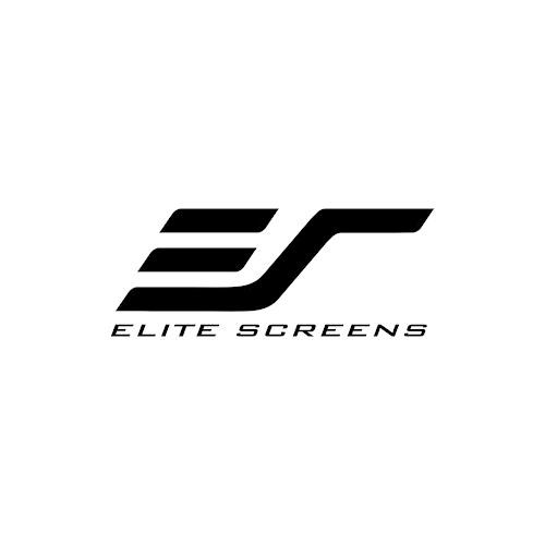 "Elite Screens ELECTRIC125XH-WHITE Electric Projection Screen - 317.5 cm (125"") - 16:9"