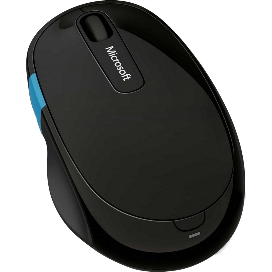 Microsoft Mouse - Wireless - Black