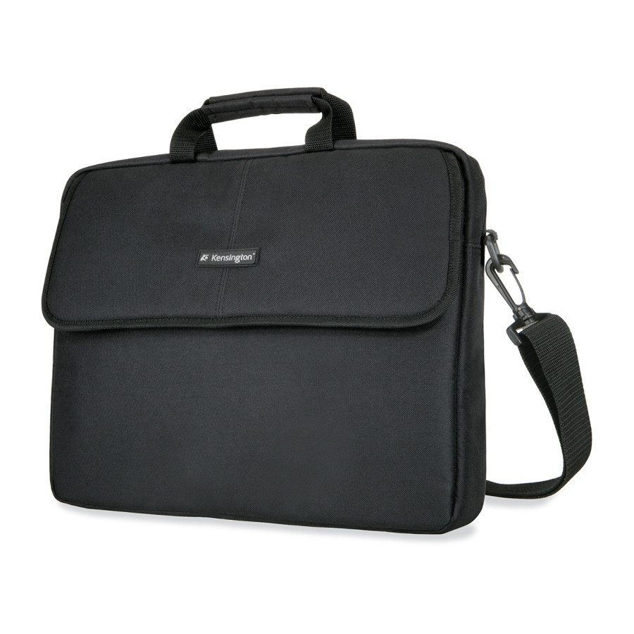 """Kensington Classic SP17 Carrying Case (Sleeve) for 43.2 cm (17"""") Notebook - Black"""