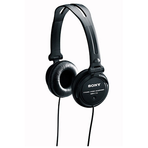 Sony MDR-V150 Wired Stereo Headphone - Ear-cup