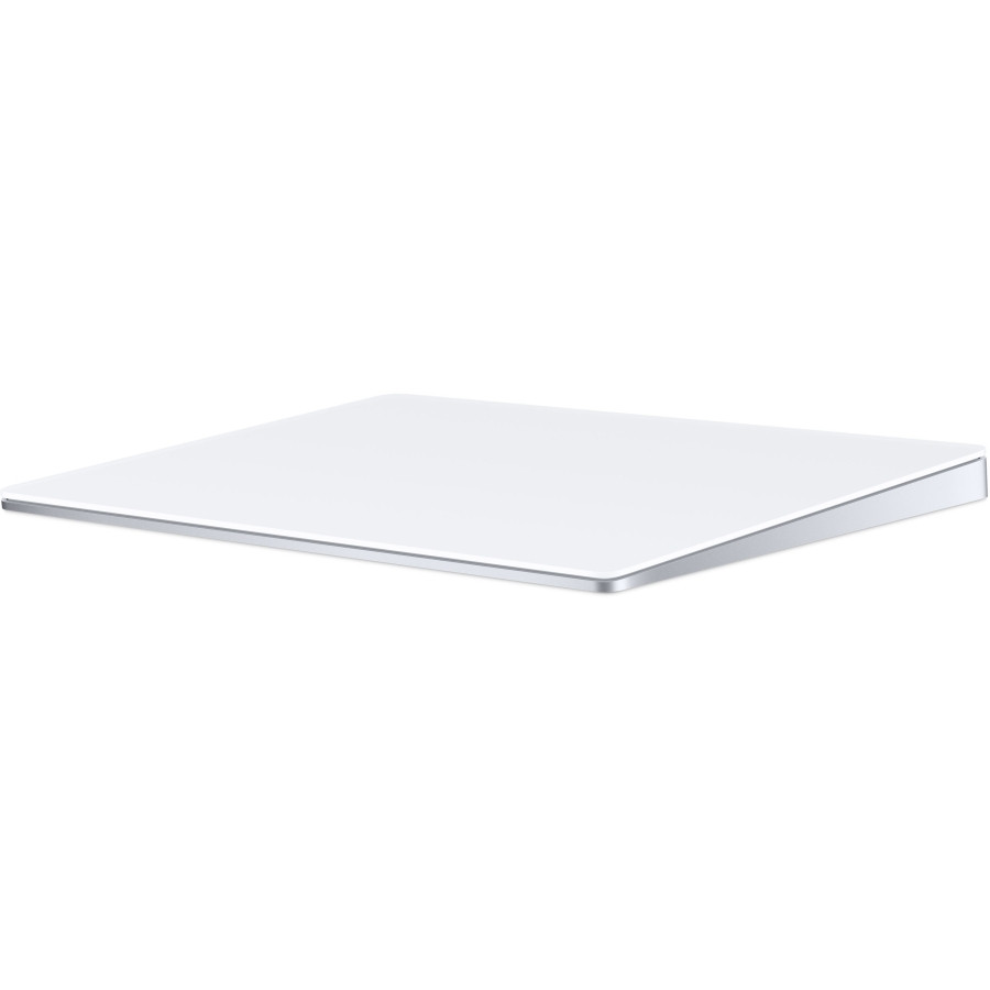 Apple Magic TouchPad - Cable/Wireless - White, Silver