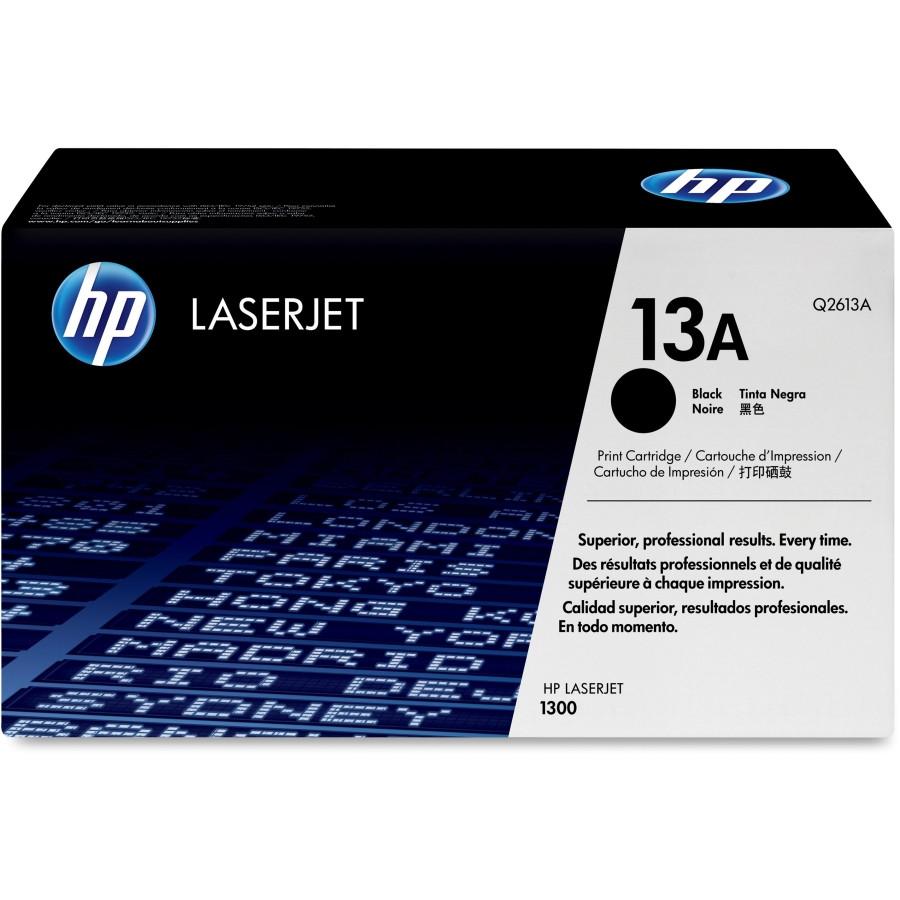 HP 13A Toner Cartridge - Black