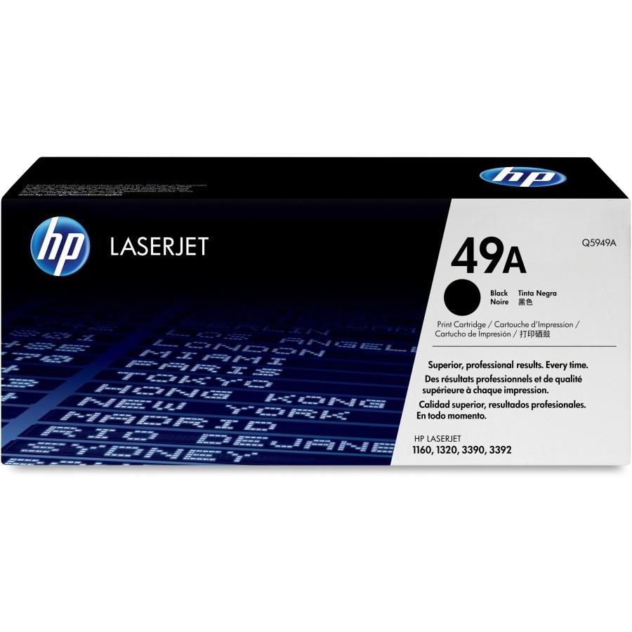 HP 49A Toner Cartridge - Black