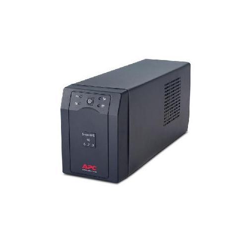 APC Smart-UPS SC620I Line-interactive UPS - 620 VA/390 WTower