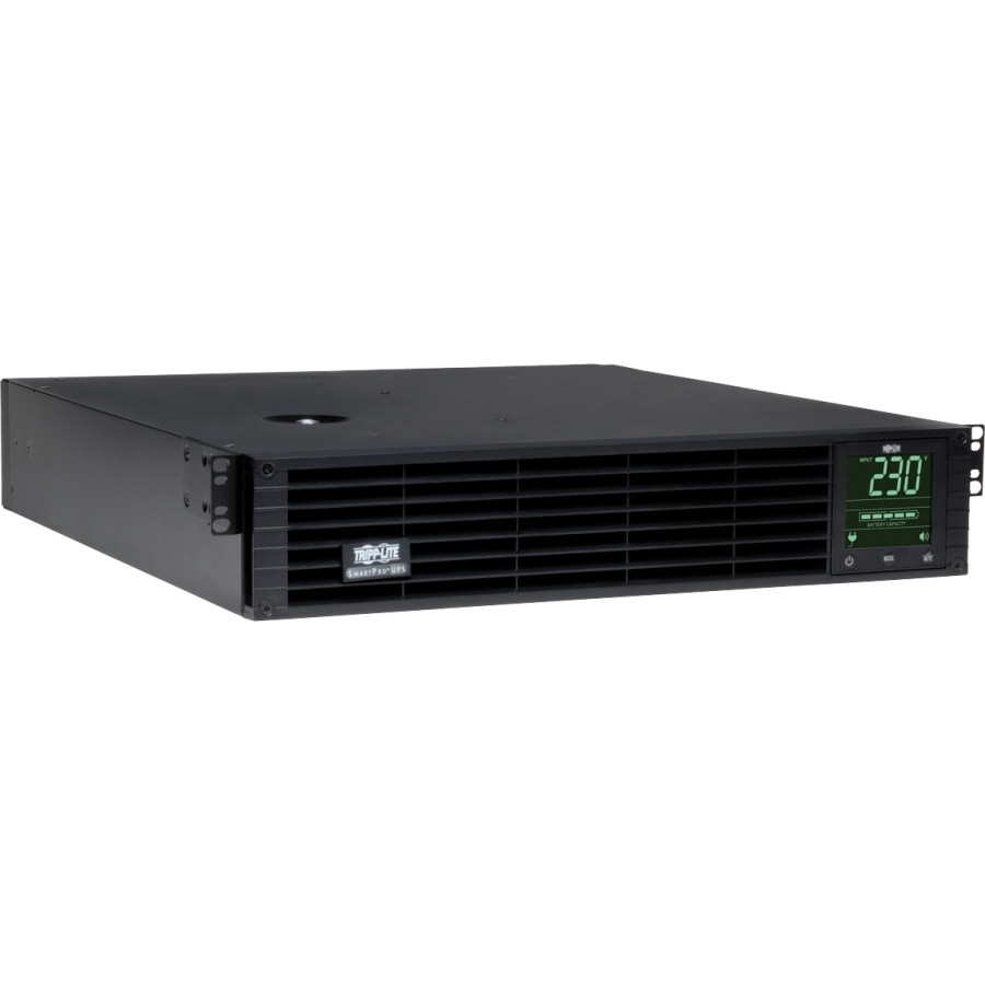 Tripp Lite SmartPro Line-interactive UPS - 1500 VA/1350 W - 2U Tower/Rack Mountable