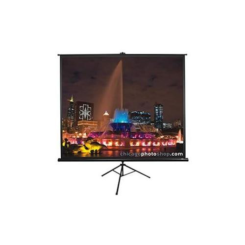 "Elite Screens T136NWS1 Manual Projection Screen - 345.4 cm (136"") - 1:1"