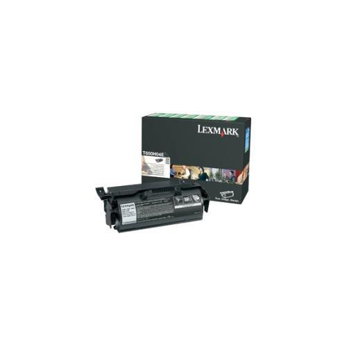 Lexmark T650H04E Ink Cartridge - Black