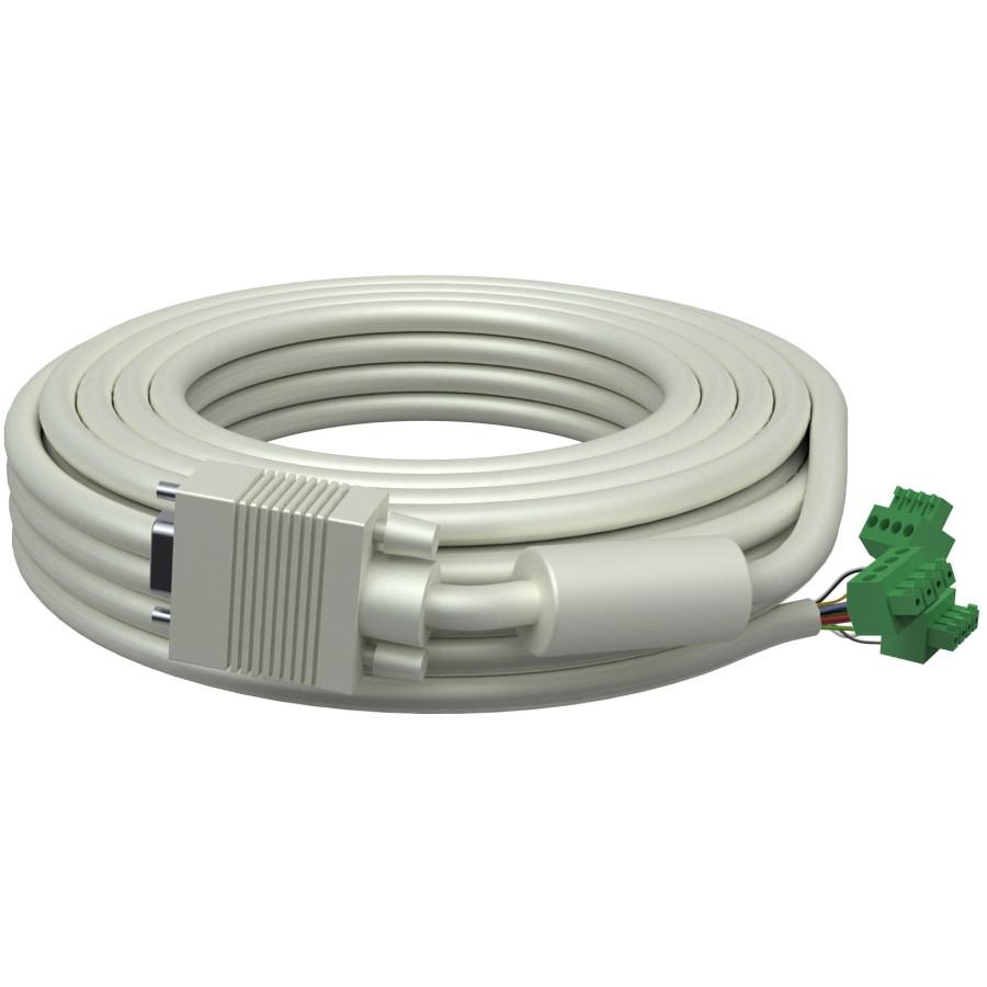 Vision Techconnect TC2 15MVGA Video Cable - 15 m - Shielding